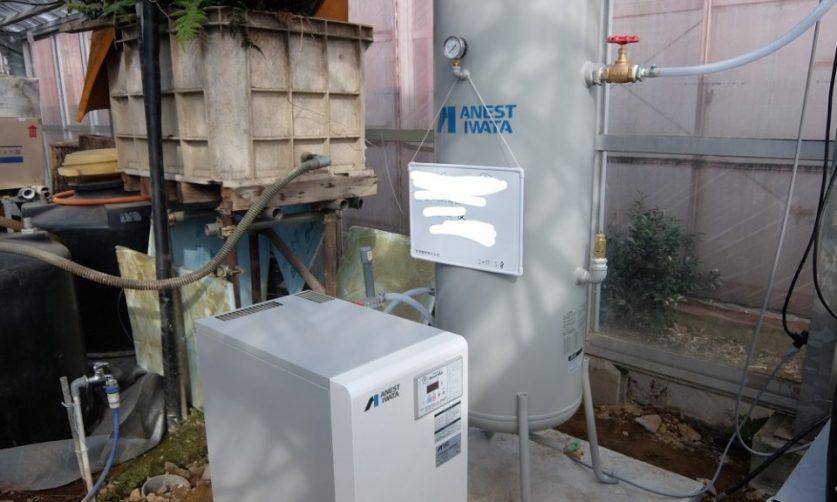 画像: AirとCO2の混合施用6