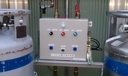 画像: ガス供給設備自動切替制御3