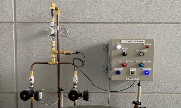 画像: ガス供給制御1