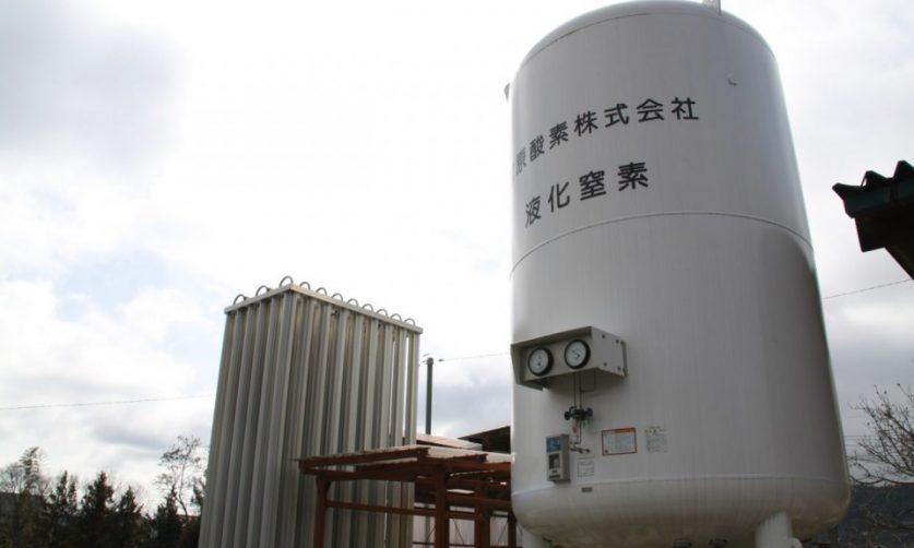 画像: ガス供給設備2